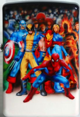 18 Supereroi