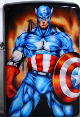20 Capitan America