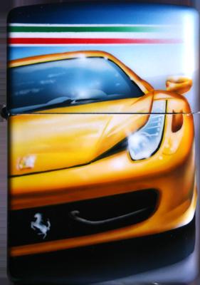 2011 Ferrari Gialla
